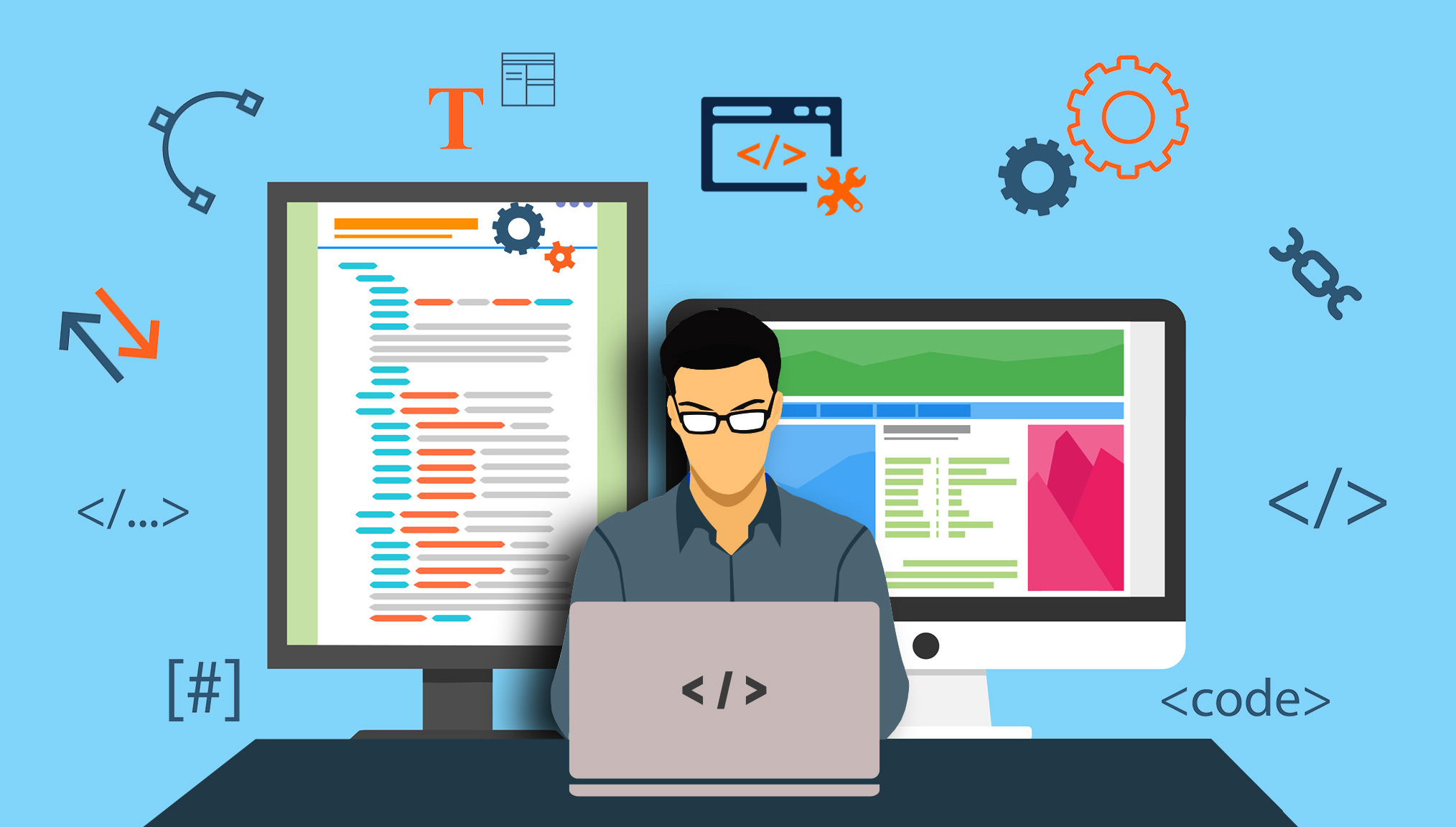 Why a Career as Web Developers is Beneficial